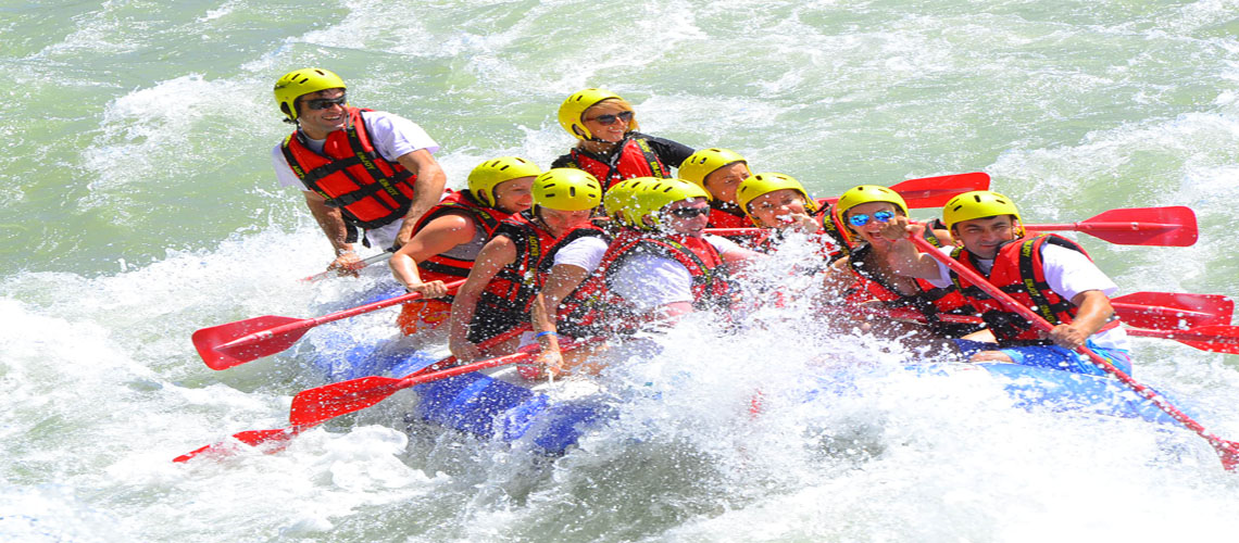 Aile Rafting